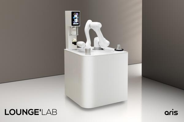 라운지랩, 식음료 협동 로봇 서비스 선보인다