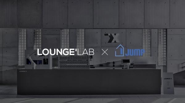 라운지랩, 프롭테크 스타트업 '점프컴퍼니'와 업무협약 체결